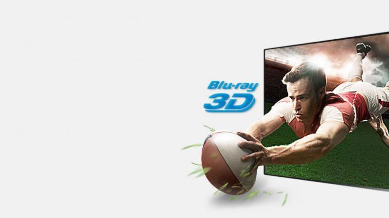 Enjoy a sharper 3D experience