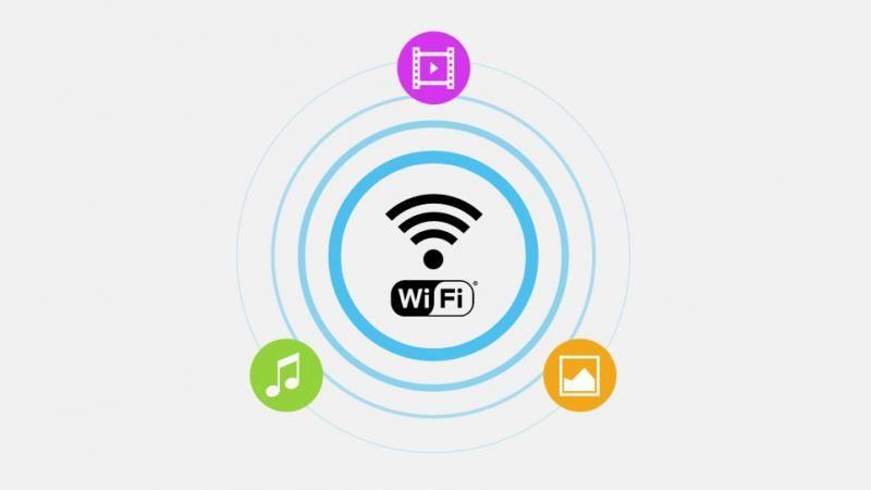 Accesati-vă wireless dispozitivele si internetul