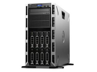 PowerEdge T430 Tower Server - Puternic, extensibil si silentios