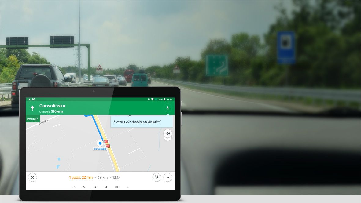 EAGLE 962 este mai mult decat o tableta. Atunci cand calatoresti va fi mai mult decat o sursa de distractie, deoarece o poti folosi si ca GPS! Receiver-ul GPS incorporat te va duce cu usurinta la destinatie!