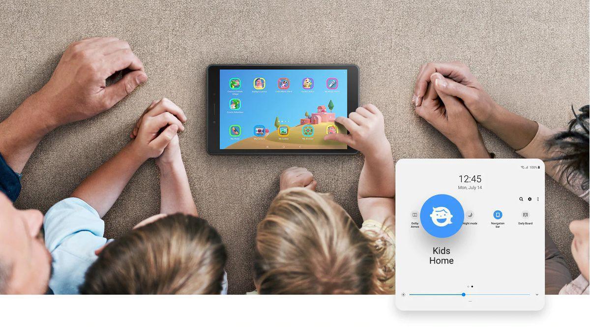 Un teren de joacă digital pentru învățare și divertisment