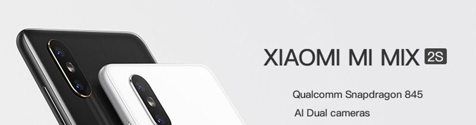 Xiaomi Mi Mix 2S, Alb