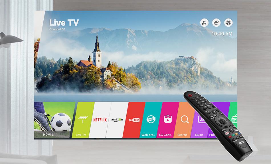 3182ad15f Poti sa descarci continut suplimentar pentru Smart TV: jocuri, surse de  stiri si alte aplicatii din LG Content Store.