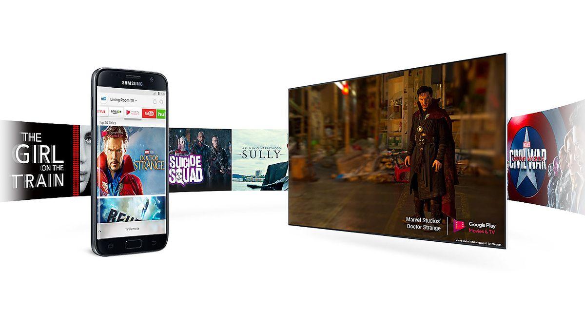 Televizor LED 163cm Samsung 65MU7002 4K Ultra HD Smart TV