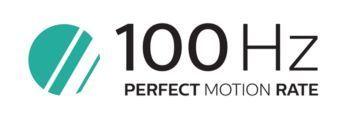 PMR 100 Hz pentru imagini în mişcare clare