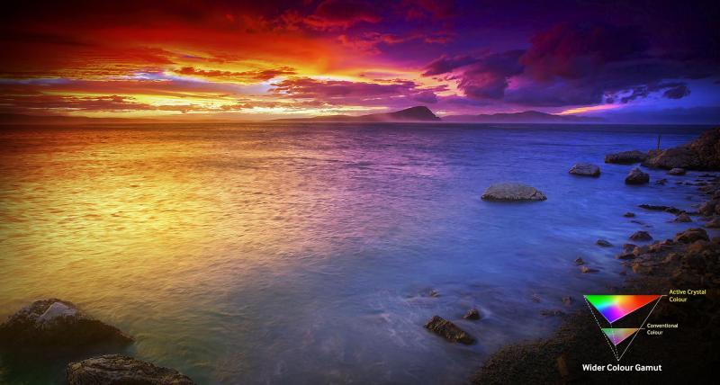 Bucurati-vă de imagini în culorile naturale