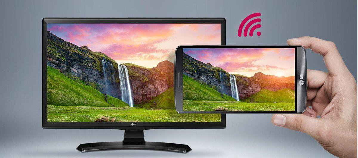 6177ed2c6c3dcf Televizor LED 70 cm LG 28MT49S-PZ HD Smart TV