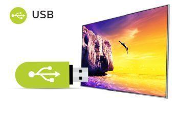 USB pentru redare multimedia
