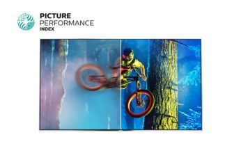 Picture Performance Index îmbunătăţeşte toate elementele de vizualizare