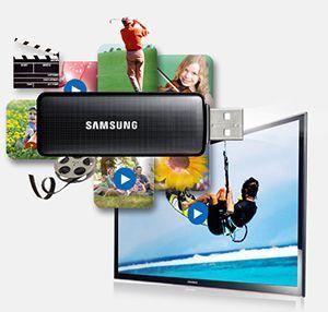 Urmăriti filme direct de pe USB