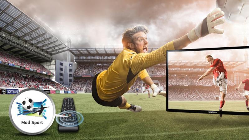 Bucurati-vă de o vizualizare îmbunătătită a programelor sportive