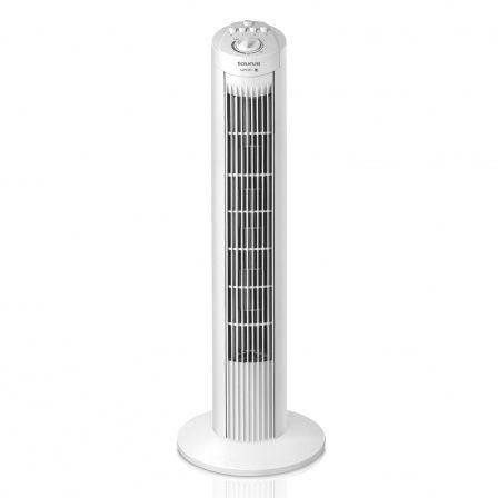 Ventilador De Torre Taurus Alpatec Tower Fan Tf780 45w 3 Velocidades Funcion Oscilacion Temporizador