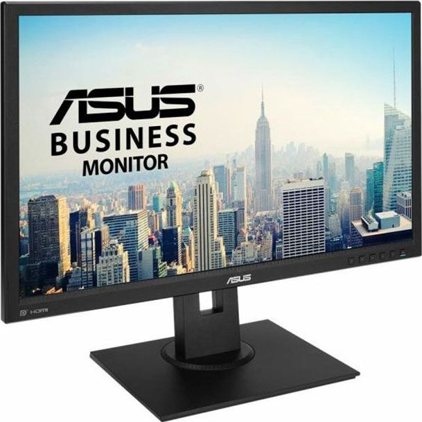 imagine 0 Monitor ASUS BE249QLBH IPS 23.8 inch Wide Full HD DisplayPort HDMI DVI-D D-Sub USB 3.0 ASUS-MON-BE249QLBH BE249QLBH