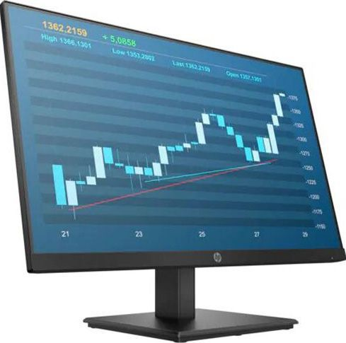 imagine 1 Monitor LED IPS HP 23.8