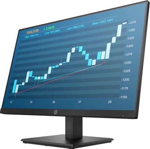 imagine 2 Monitor LED IPS HP 23.8