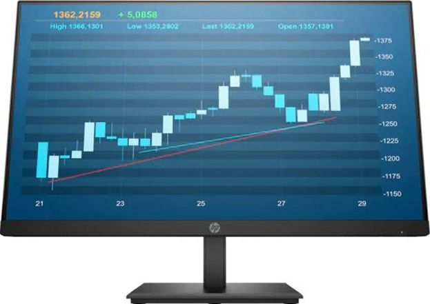 imagine 0 Monitor LED IPS HP 23.8