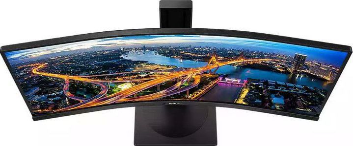 imagine 3 Monitor curbat LED VA Philips 34