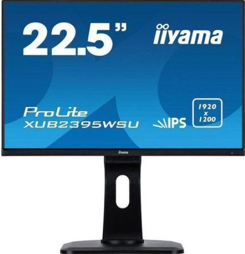 imagine 0 Monitor iiyama XUB2395WSU-B1 22.5 inch Negru 4 ms XUB2395WSU-B1