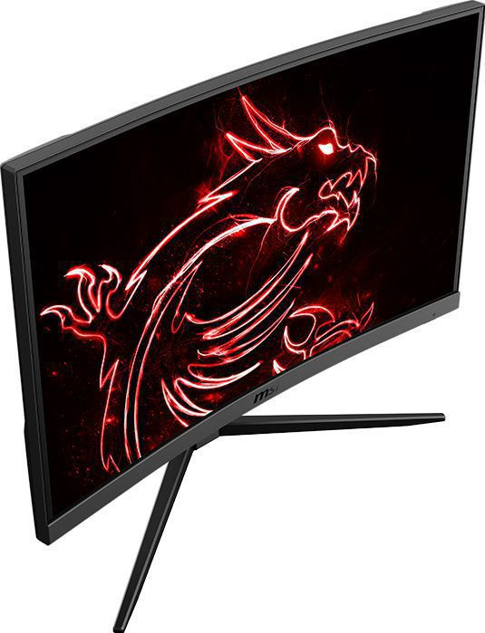 imagine 1 Monitor gaming curbat LED VA MSI 23.6