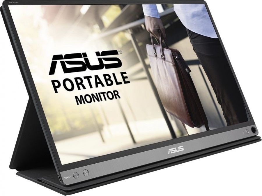 imagine 1 Monitor portabil LED IPS ASUS ZenScreen 15.6