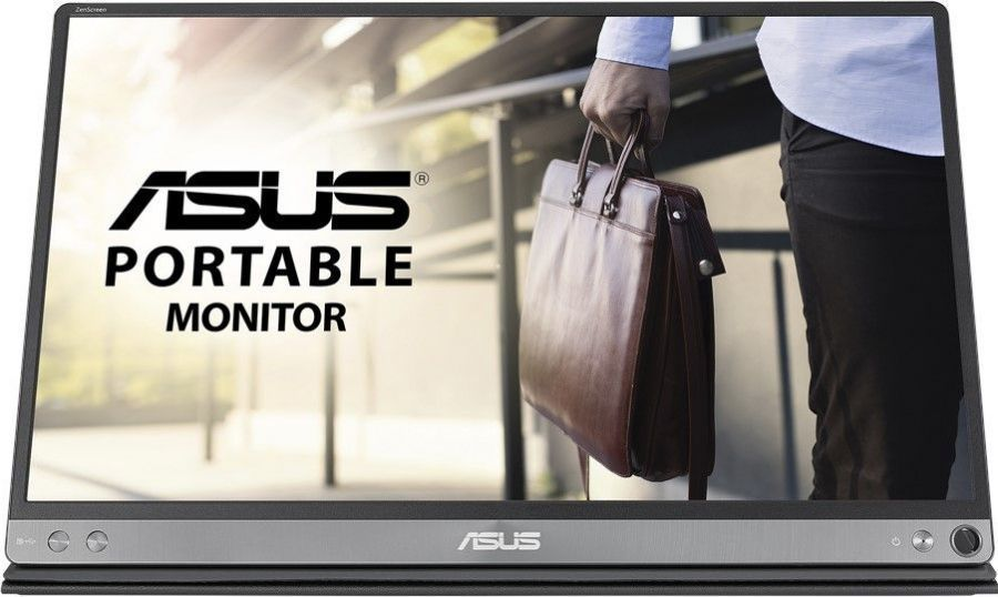 imagine 0 Monitor portabil LED IPS ASUS ZenScreen GO 15.6