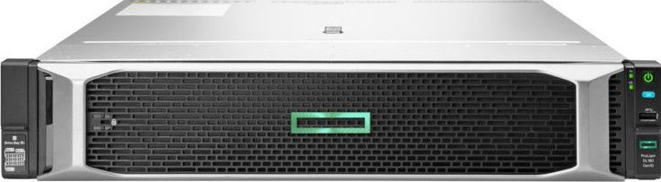 imagine 1 Server Rack HPE ProLiant DL180 Gen10 Intel Xeon Silver 4208 16GB RDIMM S100i 8SFF 1x500W 3Y NBD P19564-B21