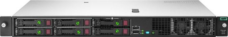 imagine 1 Server Rack HPE ProLiant DL20 Gen10 E-2224 1P 16GB-U S100i 4SFF 500W P17080-B21