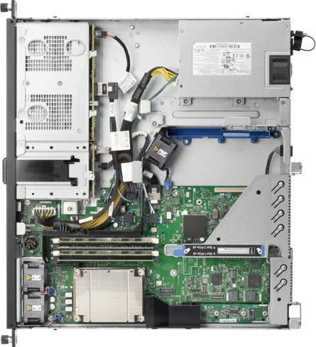 imagine 2 Server Rack HPE ProLiant DL20 Gen10 E-2224 1P 16GB-U S100i 4SFF 500W P17080-B21