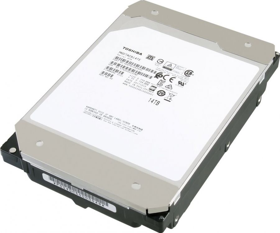 imagine 0 TOSHIBA MG07ACA12TE Toshiba MG07ACA12TE Nearline HDD 3.5 12TB SATA/600 256MB cache 7200RPM MG07ACA12TE