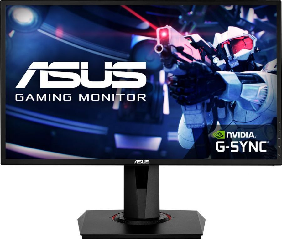 imagine 0 Monitor Gaming ASUS G248QG 24inch FHD 165Hz 0.5ms G-Sync Compatible VG248QG