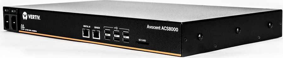 imagine 0 Vertiv Avocent ACS8016DAC-404 servere de console RJ-45 ACS8016DAC-404