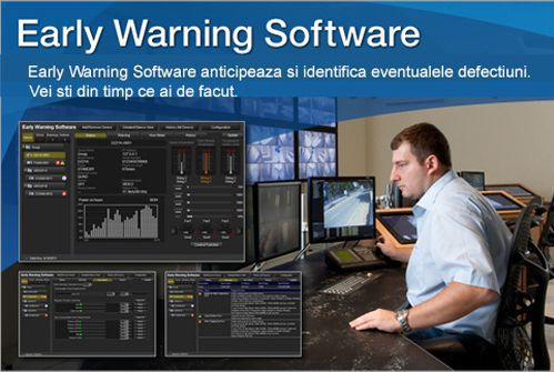 early warning software panasonic