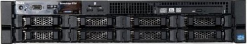 imagine 1 Server Refurbished Dell PowerEdge R720 2U 2x Intel Xeon Deca Core E5-2650L v2 128GB 2 x 1TB SAS Raid Perc H710mini iDRAC 7 Ent 2 x Surse+ d1_4996