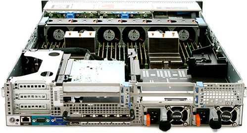 imagine 3 Server Refurbished Dell PowerEdge R720 2U 2x Intel Xeon Deca Core E5-2650L v2 128GB 2 x 1TB SAS Raid Perc H710mini iDRAC 7 Ent 2 x Surse+ d1_4996