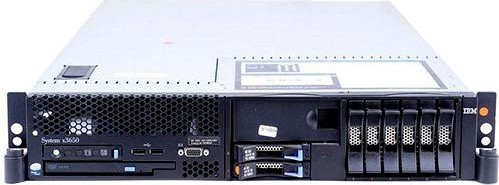 imagine 0 Server Refurbished IBM SYSTEM X3650 Rackabil 2U 2x Intel Xeon E5450 3.0Ghz 32GB Ram DDR2 2x 146GB SAS HDD 2 surse RAID 2 placi de retea d1_2894