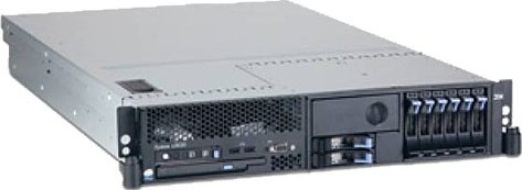 imagine 3 Server Refurbished IBM SYSTEM X3650 Rackabil 2U 2x Intel Xeon E5450 3.0Ghz 32GB Ram DDR2 2x 146GB SAS HDD 2 surse RAID 2 placi de retea d1_2894