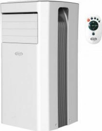 imagine 0 Aparat de aer conditionat mobil Argo GLAMOUR 10000 BTU Telecomanda Display Clasa A Filtru lavabil, Tub evacuare in aglamour