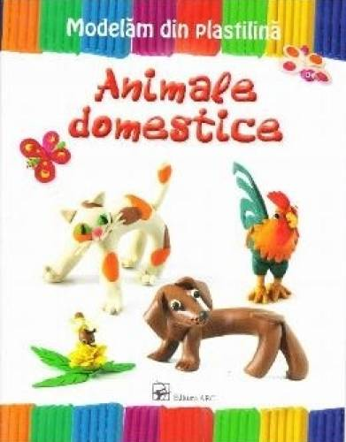 imagine 0 Animale domestice - Modelam din plastilina 978-9975-61-818-2