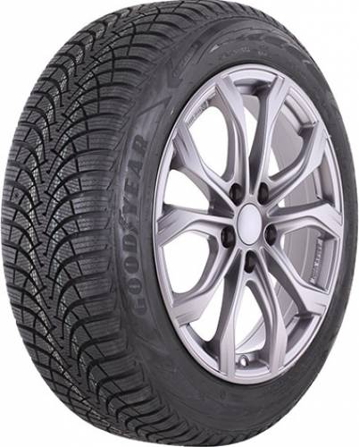 imagine 0 Anvelopa Iarna Goodyear 82T Ug9 Ms MS 185 60 R14 5452000447517