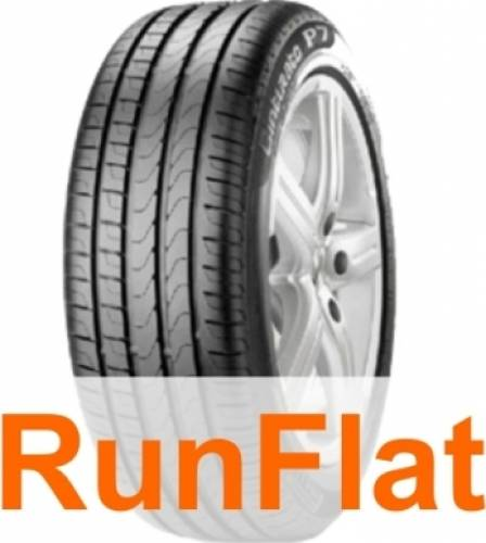 imagine 0 Anvelopa Vara Pirelli Cinturato P7 205 55 R17 91V PJ r-f RUN FLAT ECO 8019227205046