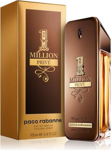 imagine 0 Apa de Parfum 1 Million Prive by Paco Rabanne Barbati 100ml 3349667000013
