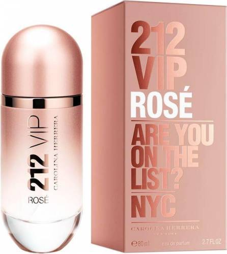 imagine 0 Apa De Parfum 212 Vip Rose by Carolina Herrera Femei 125 ml 8411061838778