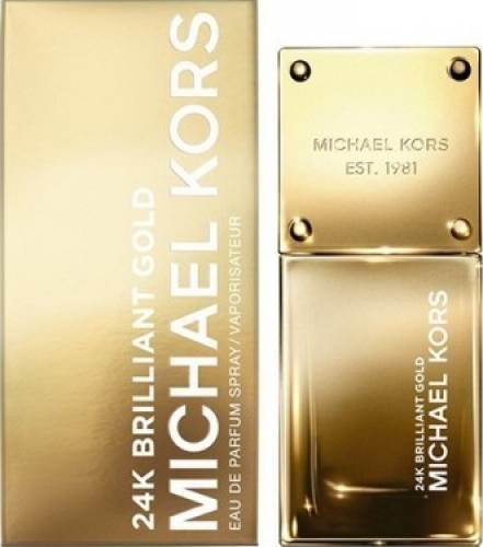 imagine 0 Apa de Parfum 24K Brilliant Gold by Michael Kors Femei 30ml 0022548354612