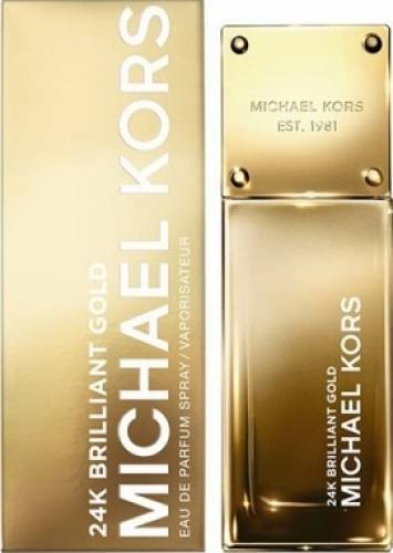 imagine 0 Apa de Parfum 24K Brilliant Gold by Michael Kors Femei 50ml 0022548354605