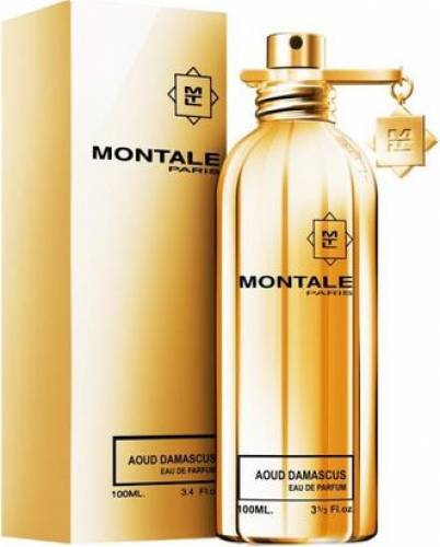 imagine 1 Apa de parfum Aoud Damascus by Montale Femei 100 ml 3760260450669