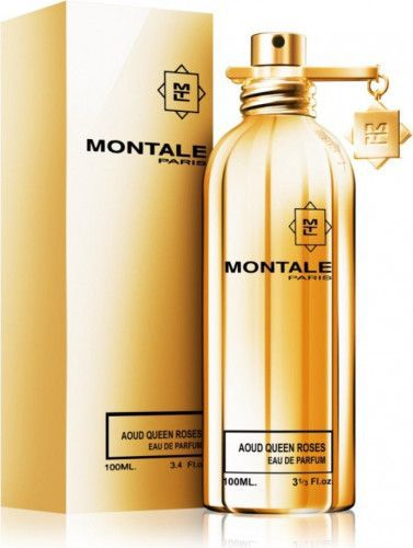 imagine 0 Apa de Parfum Aoud Queen Roses by Montale Femei 100ml 3760260450973