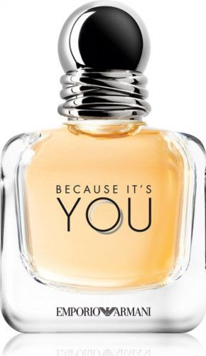 imagine 1 Apa de Parfum Because Its You by Giorgio Armani Femei 50ml 3605522041004