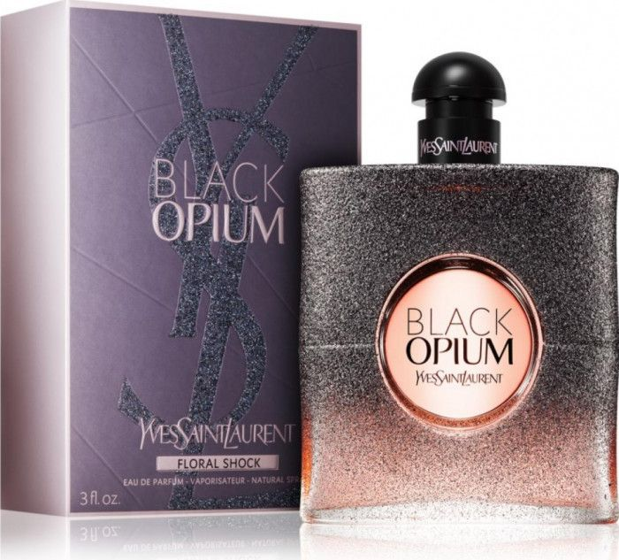 imagine 0 Apa de Parfum Black Opium Floral Shock by Yves Saint Laurent Femei 90ml 3614271566577
