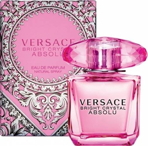 imagine 1 Apa de Parfum Bright Crystal Absolu by Versace Femei 90ml 8011003818112