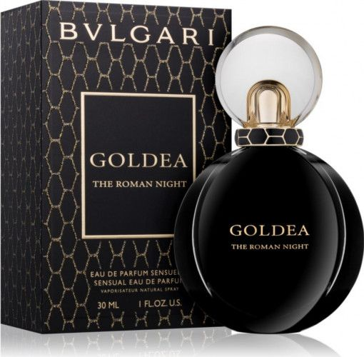 imagine 0 Apa de Parfum Goldea The Roman Night by Bvlgari Femei 30ml 0783320479175